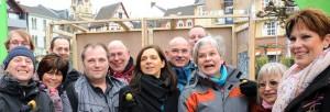 Wahlkampfstart 2013 mit Katrin Göring-Eckardt