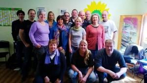 Workshop Wahlkampf 2013