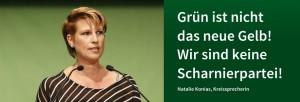 Nathalie Konias auf der LDK in Siegburg