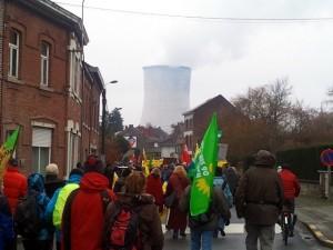 Tihange Anti Atom Demo