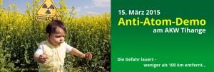 Anti Atom Tihange 2015