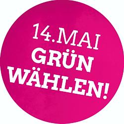 14. Mai - GRÜN wählen!