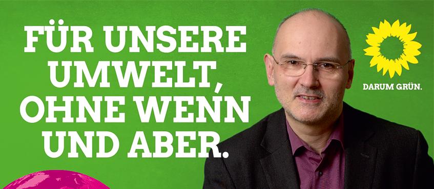 Bundestagskandidat Hans-Werner Ignatowitz zum Thema Umwelt