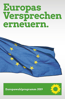 GRÜNE - Europawahlprogramm 2019