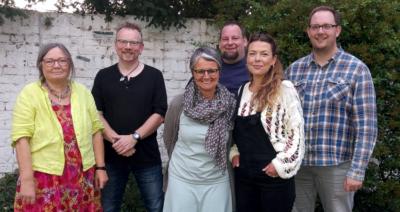 Foto des am 28. Juni 2019 in Nettersheim gewählten Kreisvorstandes