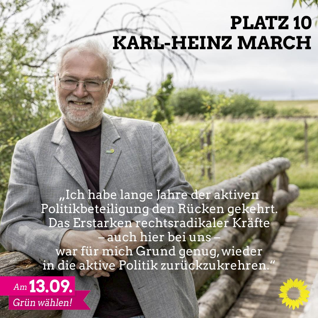 Karl-Heinz March