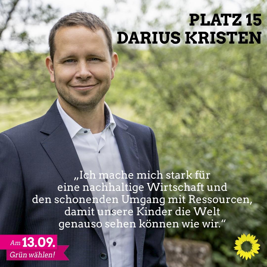 Darius Kristen