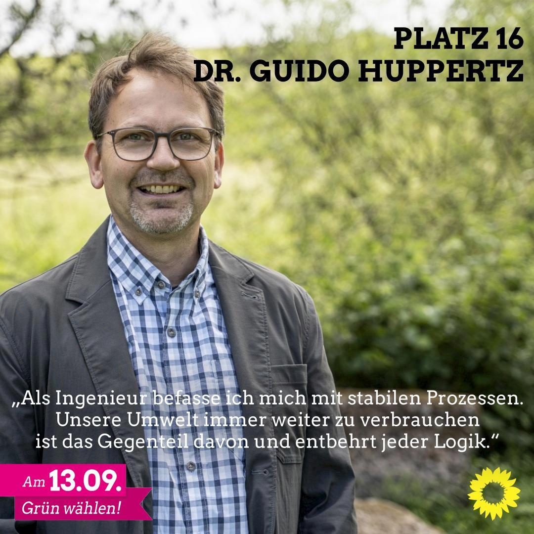 Dr. Guido Huppertz