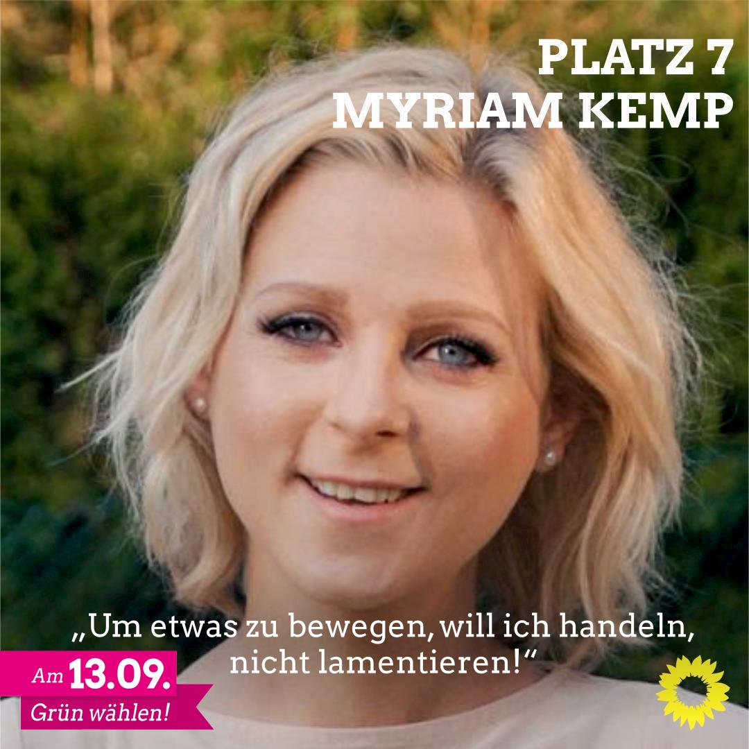 Myriam Kemp