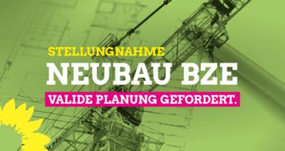 Stellungnahme - Neubau BZE Euskirchen